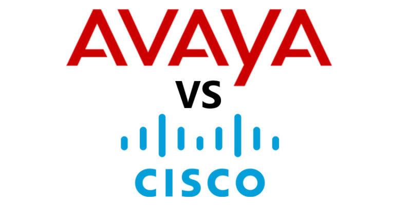 Avaya vs Cisco